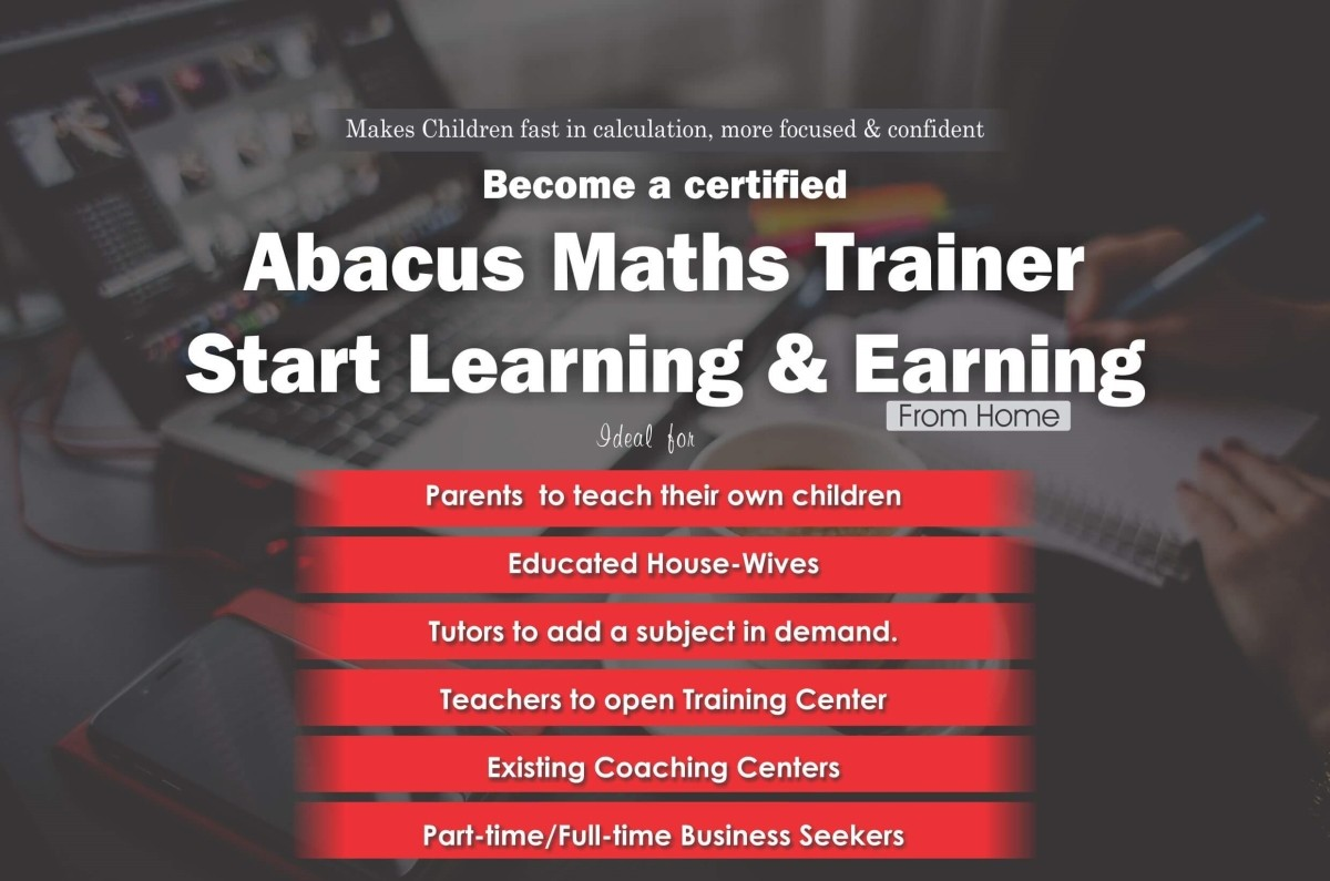 Roots Abacus Teacher Training
